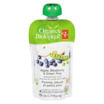 Example of recalled PC Organics baby food